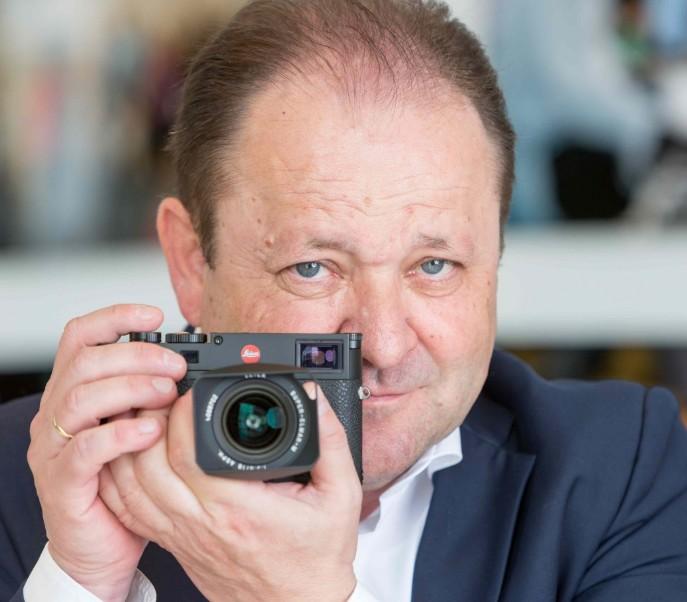 Ulrich Weigel, Leica Camera AG